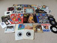 "A range of 12"" and 7"" vinyl records / LP's"