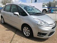 CITROEN C4 PICASSO 1.6 VTR PLUS HDI EGS 5d AUTO 110 BHP A GREAT EXAMPLE INSIDE AND OUT (silver) 2011