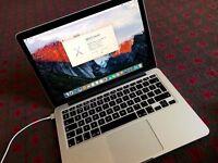 """MacBook Pro Retina 13"""" Mid-2014   2.6GHz Intel Core i5   8GB RAM   128GB SSD"""