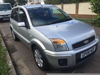 2008 FORD FUSION 1,6 PETROL,, AUTOMATIC,, ONLY DONE 34,000GENUINE MILES
