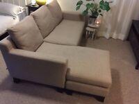 Gorgeous corner sofa from Dwell £300 ono