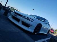 Nissan 200sx s14a import