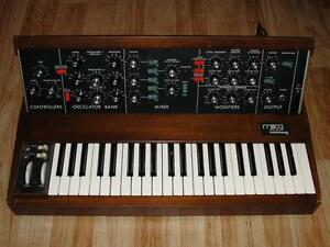 What Is a Moog Synthesizer?