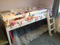 Kids mid sleeper bed