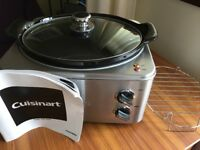 Cuisinart cook and hold slow cooker