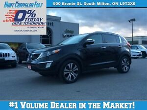 2013 Kia Sportage EX WITH BLUETOOH, HTD STS AND MANY MORE OPTION