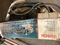 Bosch 110 grinder
