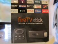Amazon Fire Stick Fully Loaded with THREE KODI Builds