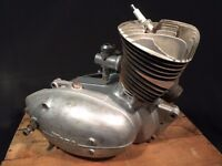 BSA Bantam D1 engine with Carb for sale
