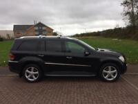 2008 MERCEDES GL320 CDI 4X4 7 SEATER AUTO / MAY PX OR SWAP