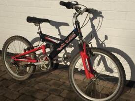 Redback Virus Childs mountain bike