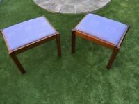 2 Bedroom/ Piano type stools