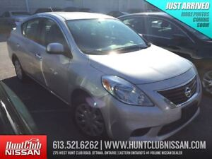 2014 Nissan Versa SV | Auto, Air Conditioning