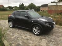 Nissan Juke Automatic like new Only £7495