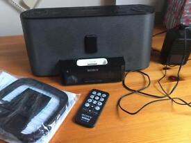 Sony dream machine iPod docking station