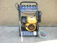 Brand New Petrol Power Pressure Jet Washer 2200psi 150bar 6.5hp