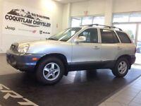 2002 Hyundai Santa Fe 4WD Loaded Power Everything Alloy Wheels N