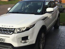2011 Range Rover Evoque 2.2 eD4 Prestige