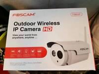Outdoor wireless IP Cameras