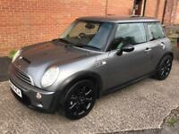 Mini Cooper-S, 1.6l, 93,000miles, MOT Sep'18,