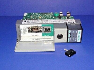 Allen Bradley 1747-l552 Series C Slc 500 Slc 505 Processor Controller  Frn 9