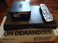 Sky+ HD Box 500Gb & Sky Router