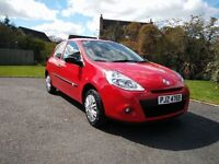 2009 Renault Clio 1.2 Extreme – FULL YEAR MOT, FULL HISTORY, LOW MILES, LOW INSURANCE