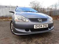 04 HONDA CIVIC SPORT 1.6, 3 DOOR HATCHBACK,MOT FEB 019,2 KEYS,FULL HISTORY,2 OWNERS,STUNNING EXAMPLE