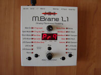 JOMOX M Brane 11 Analog Percussion Synthesizer - EXCELLENT CONDITION