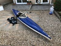 Kayak, Paddle & Buoyancy Aids