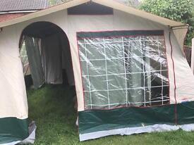 Cabanon 6 man frame tent