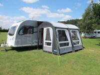 Kampa Rally Pro 330 Caravan Awning for sale