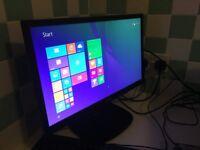 "LG 22M35A-B 21.5"" Widescreen LED Monitor Full HD 1920 x 1080"
