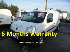 Renault Kangoo 1.5 dCi LL21 85+ Maxi Panel Van