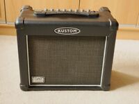Kustom Arrow 16DFX Lead Amplifier, very good condition, perfect working order.
