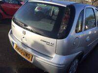 Vauxhall Corsa 1.3 Petrol 2005 Manual, service history, Long MOT £700