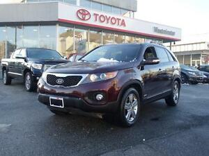 2012 Kia Sorento Luxury V6