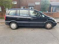 Zafira Vauxhall Used Car