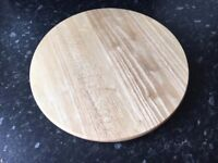 Wooden Lazy Susan £5