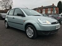 2004 FORD FIESTA FINESSE TDCI **ONLY 59000 MILES + 12 MONTHS MOT + 2 PREVIOUS OWNERS**
