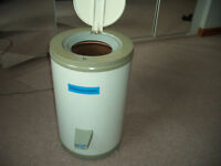 Spin Drier or Dryer freestanding separate machine ideal for curtains etc