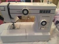 Janome 105 Sewing Machine