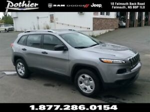 2017 Jeep Cherokee Sport | CLOTH | HEATED SEATS | KEYLESS |