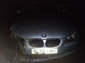 Car for sale repaired.