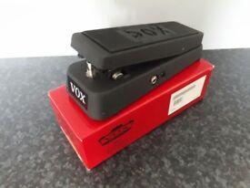Vox v845 wha pedal