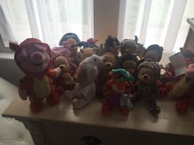 Winnie the Pooh beanie bundle