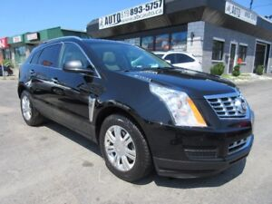 2013 Cadillac SRX Luxury (AWD Navigation Panoramic Sunroof Camer