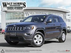 2017 JEEP GRAND CHEROKEE LAREDO: ACCIDENT FREE, LOW MILEAGE
