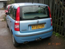 Fiat panda 1300 cc 5 door hatchback 2003 till 2012 !!!!!BREAKING FOR SPARES / PARTS !!!!!