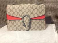 Never used Gucci Dionysus handbag